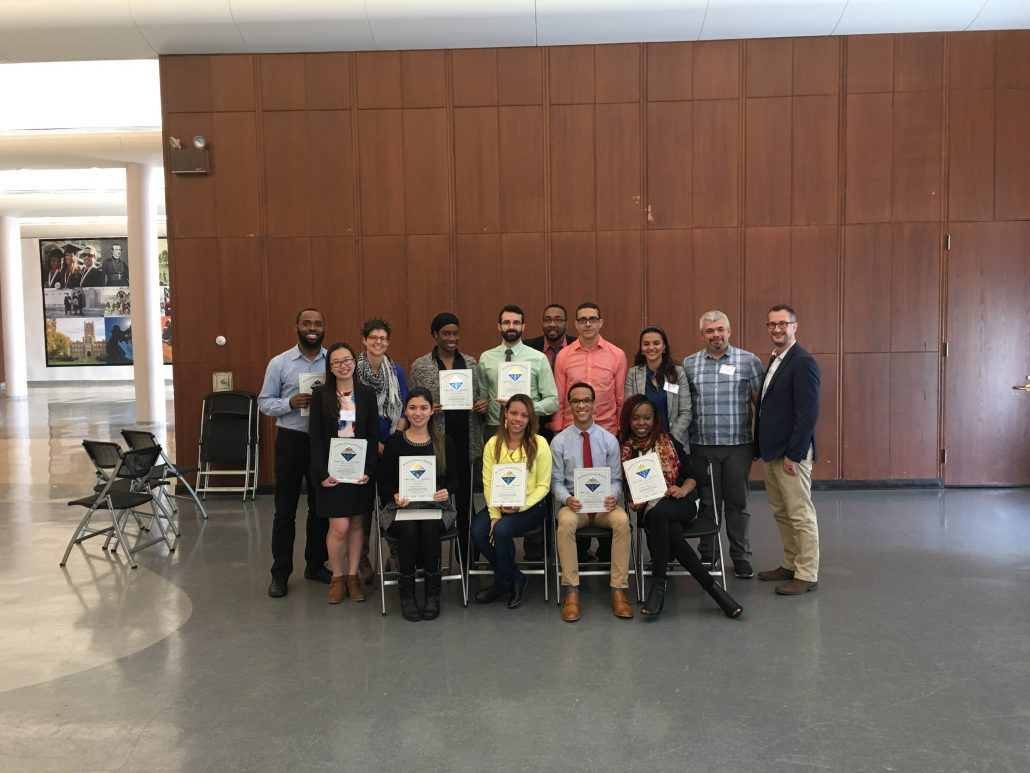 ACS Undergraduate Research Symposium 2017 Lehman College Faculty and Students